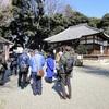 第112回東京散歩「明治の実業家渋沢栄一の足跡と、徳川吉宗が造った飛鳥山」