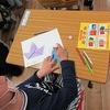 1年生:おひなさまを作って飾る