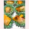 簡単 お弁当おかず かぼちゃのチーズオーブン焼き