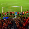 ●Nack5スタジアム「TORIMARU」のつけ麺他&念願のホームで勝利!