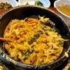 韓国料理 本家 BORNGA(ボンガ)のランチセット@プロンポン