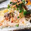自作鯖の水煮で新潟の「サバサラ」