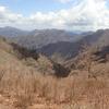 台高山脈最深部、早春の池木屋山に登る
