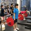 県高校新人水泳大会、開催中!