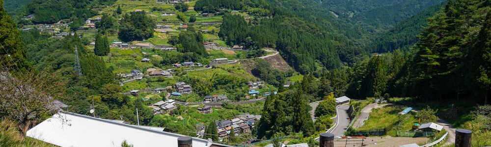 【京柱峠~落合集落】平家落人伝説が残る秘境・祖谷をロードバイクで走ってきた