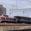第458列車 「 マイテ49 2の京鉄博展示返却回送を狙う 」