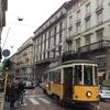 イタリア旅行記・出国〜ミラノへ