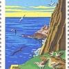 幻の尖閣切手 海洋シリーズ第三集「海と海鳥と島」