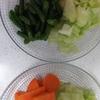 家庭科サラダ