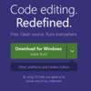 Windows10にVisual Studio Codeをインストールする