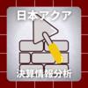 【決算情報分析】日本アクア(Nippon Aqua Co.,Ltd.、14290)