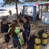 カタビーチで挑戦!体験ダイビング♪