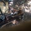 油圧薪割り機 その3