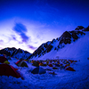 GWの涸沢、穂高 その4 初めての雪山テント泊