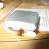 p0062 Baseus iphone7/7 Plus用 イヤホン変換アダプター 通話、音楽、充電 インタフェース lightning端子(シルバー)