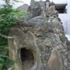 鉄砲洲稲荷神社の富士塚 東京都中央区湊