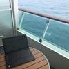 豪華客船、ボイジャー・オブ・ザ・シーズで使うThinkPad X1 Carbon