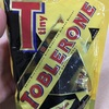 輸入菓子:巴商事:TOBLERONE (トブラローネ)(フルーツナッツ・ミルク・ダーク・ホワイト)