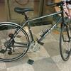 思ったよりもかなり簡単でした。自転車のホイールの交換。