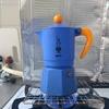 ウエシマコーヒー オリジナルコクブレンドをマキネッタで飲んでみた