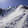 雪山へ登る時の服装、ズボンと靴が来年の課題