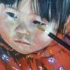 油絵人物画の制作過程を紹介 直観を生かした作画工程 後編