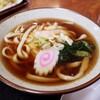 【関東家族旅行⑰】川越散策の途中に岡野屋食堂でうどんを食べました
