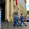 【ドイツ&チェコ】プラハ城を見学したよ(衛兵交代がかっこよかった❤️)