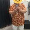 久々に服を買いに行きました。