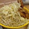 野郎ラーメンの鶏G郎は鶏づくしで美味しいラーメンでした。