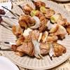 【100均】おうち焼鳥・BBQが捗る「セリア ステンレス製焼き串5本組」