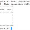 Ruby vSphere Consoleを試してみた(vsan.lldpnetmap編)
