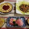 2017/01/24の夕食