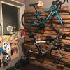 【自転車部屋に有孔ボードを取り付けました】自転車部屋大改造計画~DIYで秘密基地を作ろう~