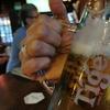 タイ人おばさんとバーで飲んだり、居酒屋で食ったり。