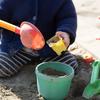 砂場作りの検討