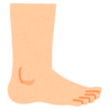 足のかたち