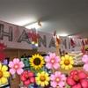 ニュージーランドの幼稚園でお花見♡