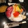 大手町【魚力 大手町店】海鮮ちらし ¥890
