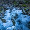 奥武蔵の渓流 いよいよ全面凍結!