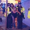 【速報現場写真】英マンチェスターのコンサート会場で爆発事件発生