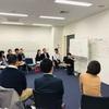 八尾市市長に産業振興の提言書が手渡されました。