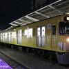 《西武》【写真館436】クリスマスに西武の黄色い電車を追い求めて・・・②