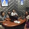 【環境教育】初インドネシアラジオ出演