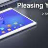 RAM4GBの Teclast T10 が発売。指紋認証搭載の注目タブレット