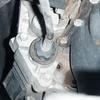 ジムニー JB23W 9型 クラッチワイヤー調整(ギアが入り難くなったので)