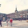 【スペイン】 マドリードのマヨール広場