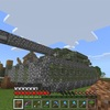 【マイクラ】ジャングルの寺院を壊して戦車を作る方法!! #36