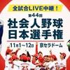 プロ野球ロスになった人に勧める『社会人野球日本選手権大会』の魅力