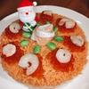 メリークリスマス!! 『寿司ケーキ』